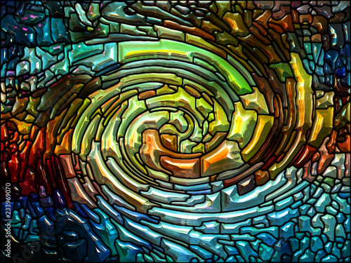 Speed of Spiral Color