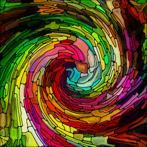 Visualization of Spiral Color