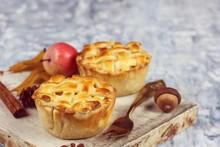 Homemade Mini Apple Pies Made ...