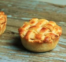 Homemade Muffin Apple Pie Made...