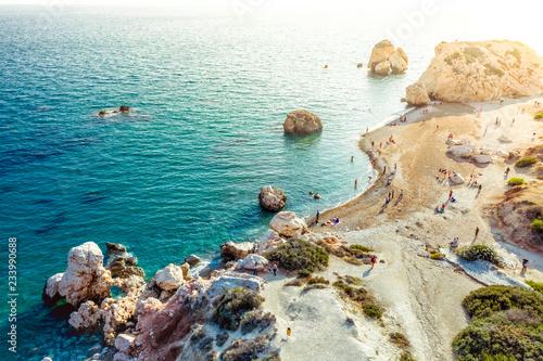 Photo Birthplace of Aphrodite - Petra tou Romiou