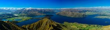 Roys Peak Summit, One Of The B...