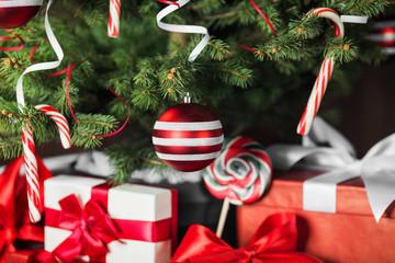 Obraz na PlexiMerry christmas card