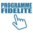 Logo programme fidélité.