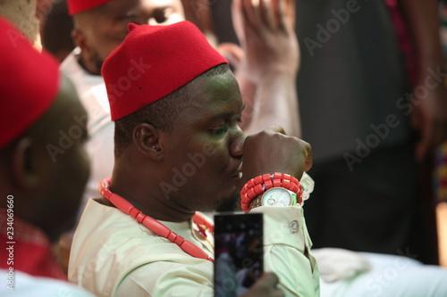Fotografía  African Traditional Wedding 147