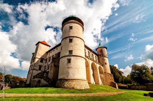 Nowy Wiśnicz Castle - fototapety na wymiar
