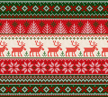 Ugly Sweater Merry Christmas H...