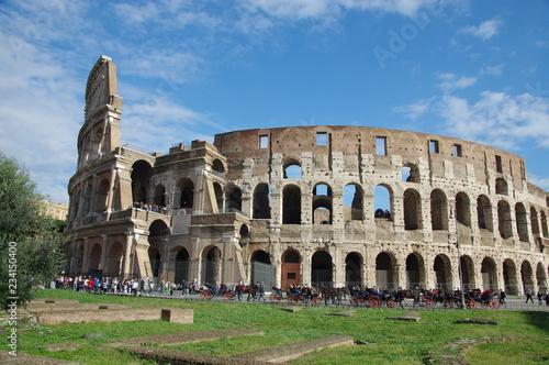 Photo Le Colisée- Rome