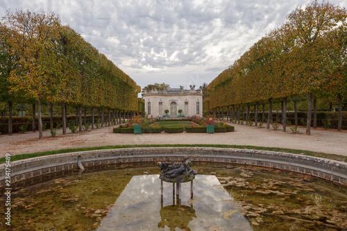 The Petit Trianon Billede på lærred