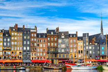 The Harbour Of Honfleur, Norma...