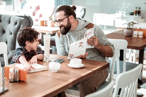 Fotomural  Preschool tutor