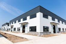 Industrial Standard Workshop Construction
