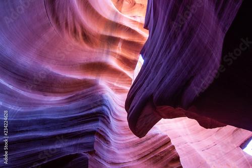Poster Bordeaux Antelope canyon