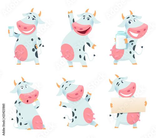 Fotografia Milk cow animal