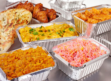 INDIAN FOOD TAKEAWAY SELECTION