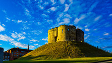 Guard The Clouds. Clifford Tower