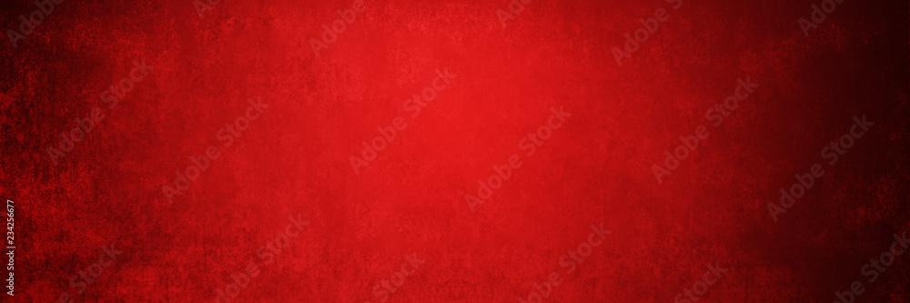 Fototapety, obrazy: Weihnachtliche Betontextur als Hintergrund Banner in XXXL