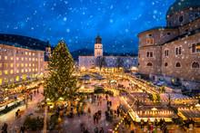 Salzburger Christkindlmarkt Au...