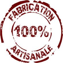 Fabrication Artisanale, Tampon...