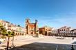 Trujillo landmarks, Spain