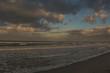 astiglione della Pescaia Tuscany, Italy - sunrise at the beach
