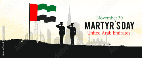 Photo UAE Martyr's Day