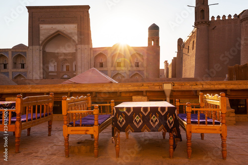 Foto op Canvas Asia land Khiva