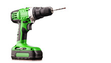 Cordless Drill With Drill Bit ...