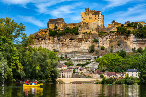 Kajak, Dordogne