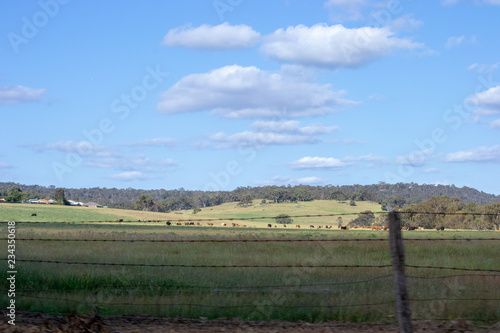 landscape of the nature of Perth surroundings