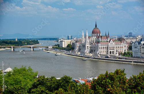 Fotografía  Parlamento de Budapest