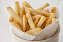 French Fries In Mug