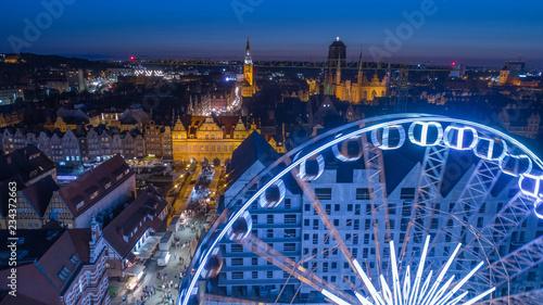 Fototapety, obrazy: Gdańsk