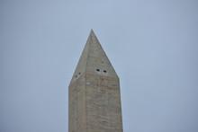 Obelisk Monument Against The Sky