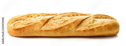 Valokuvatapetti freshly baked baguette