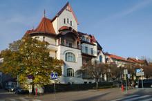 Art Nouveau Tenement House In Olsztyn