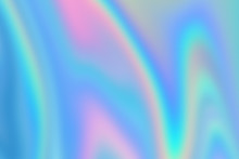Colorful Blurred Abstract Digi...