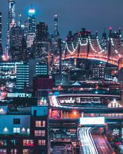 NYC Winter Night