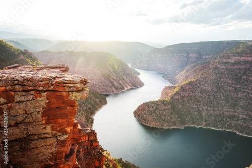Fotomural Flaming Gorge