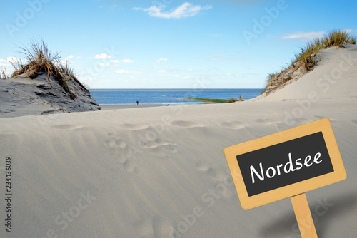 Nordsee, Strand