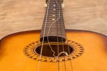Broken Guitar Strings, Guitar Repair