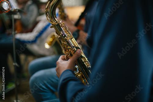 Saxophone Lesson - 234497674