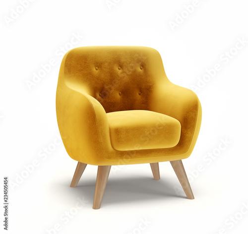 Photo armchair