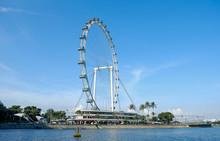 Singapore Flyer, Ferris Wheel