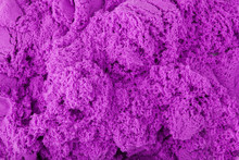 Photo Close Up Kinetic Sand Color, Texture