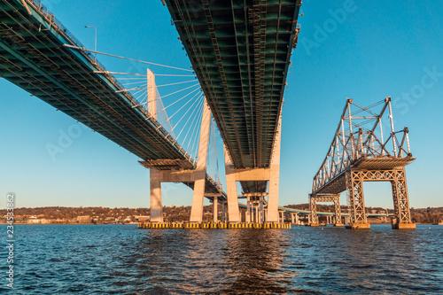 Mario Cuomo Bridge Tablou Canvas