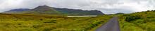 Mountain Landscape In Achill, Great Western Greenway Trail