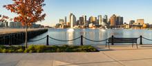 View Across Boston Harbor To T...