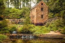 Old Pugh's Mill In Arkansas