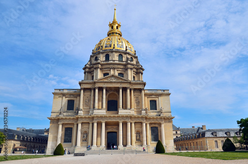 The National Residence of the Invalids, Paris, France